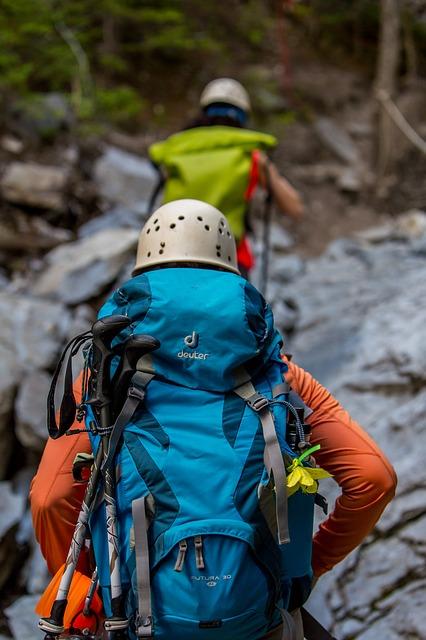 Jak wybrać sprzęt turystyczny, np. plecak?